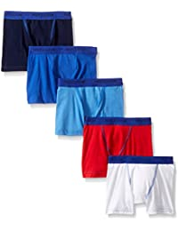 Toddler Boys' 5 Pack Stretch Boxer Brief