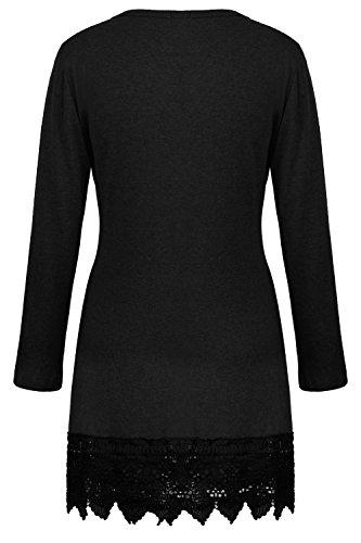 Creti - Vestido - para mujer negro