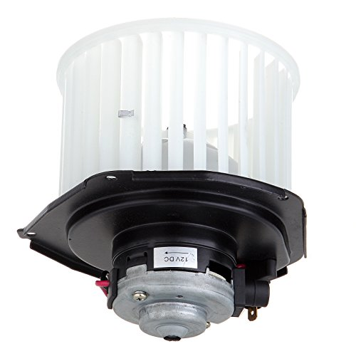 HVAC plastic Heater Blower Motor w/Fan Cage ECCPP fit for 1992-1994 Chevrolet Blazer 1988-1991 Chevrolet C1500 1992-1994 Chevrolet C1500 Suburban
