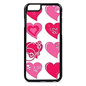 Pink Love Hearts Snap-on Hard Back Case Cover For SamSung Galaxy S3