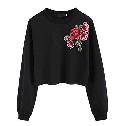 Rose Applique Tee - 9