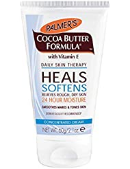 Palmer's Cocoa Butter Formula with Vitamin E, Daily Skin Therapy Concentrated Cream, 2.1 oz (Pack of 12)