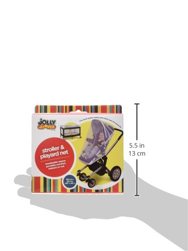 Bug Net Cradles and Car Seats Pack N Play Jolly Jumper Insect Bassinets Fits Most Strollers