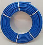 1000' of 1'' Non Oxygen Barrier Blue PEX tubing for heating and plumbing