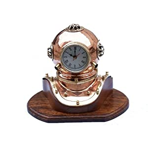 41ABpgJyQtL._SS300_ Nautical Themed Clocks