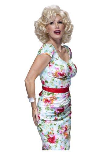 Westbay, Inc Cali Blonde Starlet Wig Standard (Blonde Starlet Wig)