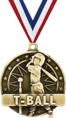 T-Ball Medals - 2