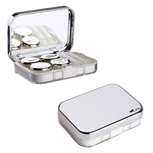 bissport-cute-contact-lens-case-travel-kit-holder-with-mirror-silver