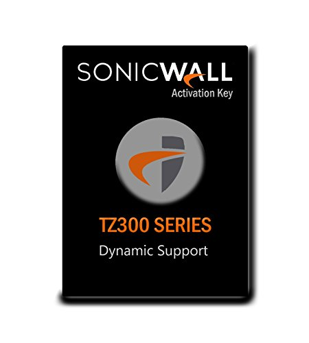 SonicWall | 01-SSC-0618 | Standard Support for SonicWall TZ300 Series - 5 Years License