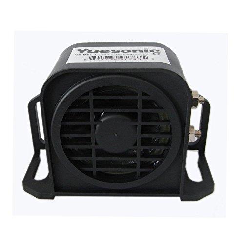 Electronic Backup Alarm (Yuesonic 97dB Waterproof Beep Sound Backup Alarm Reversing Alarm for 12/24V Vehicles)