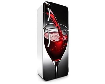 Kühlschrank Dekorfolie : Kühlschrank folie aufkleber qaimaq