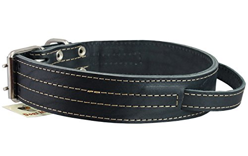 Image of Dogs My Love Black Genuine Leather 27