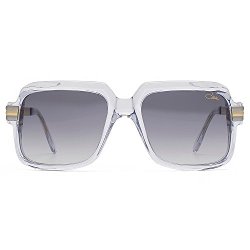 Cazal Legends 607 Sunglasses in Crystal Clear 607/2 3 065 - Cazal Clear