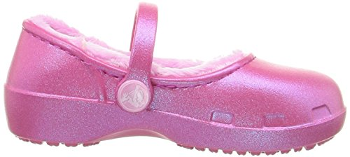 Pictures of Crocs Karin Lined Clog Mary Jane (Toddler/ Pink 3