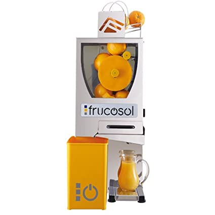 Amazon Com Frucosol F Compact Automatic Orange Juicer Electric