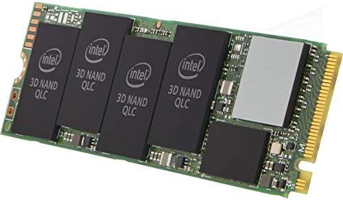 Intel 1TB 665p Series M.2 2280 PCIe NVMe 3.0 x4 3D3, QLC Internal Solid State Drive (SSD) Model SSDPEKNW010T9X1