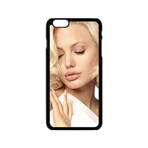 Angelina Jolie Design Pesonalized Creative Phone Case For iphone 4 4s