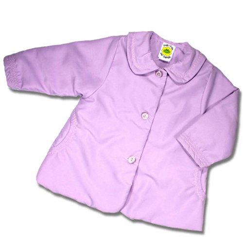 "Baby Girls ""Playtimes"" Lilac Swing Coat"