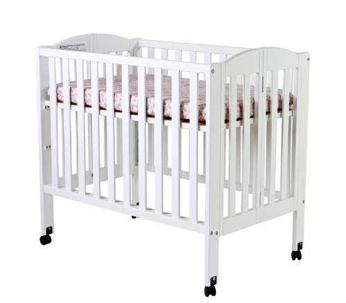 Babyhome Dream Portable Crib Weight Limit Dream On Me 3 In 1 Portable  Folding Stationary Side