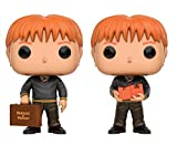 Funko Pop Harry Potter Fred & George Weasley 2-Pack