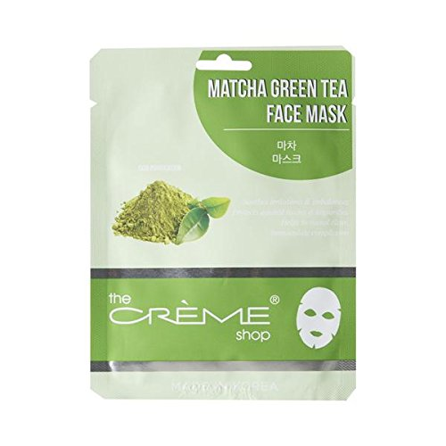 The Crème Shop - Matcha Green Tea Mask