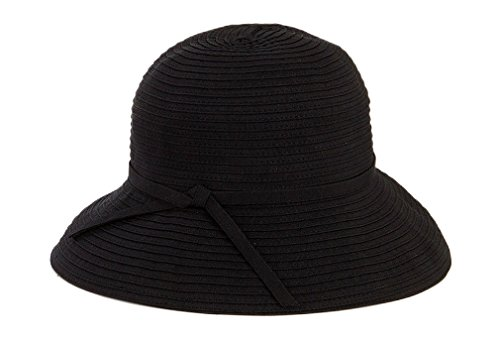 san-diego-womens-ribbon-crusher-hatblackone-size