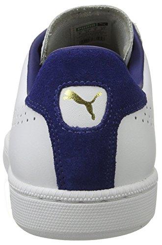Unisex Erwachsene Depths Weiß blue 74 Puma White UPC Match Sneaker gFZWwx