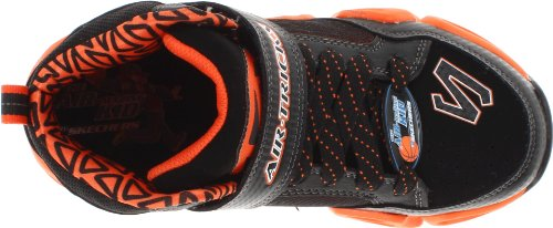 Skechers Hoopz - Zapatillas de material sintético niño negro - Schwarz (BKOR)