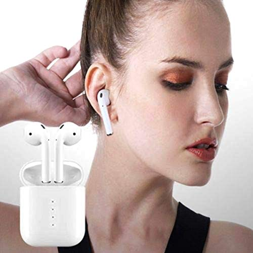 Wireless bluetooth headset i10 TWS mini wireless bluetooth 5 0 headset  built-in music headset and microphone
