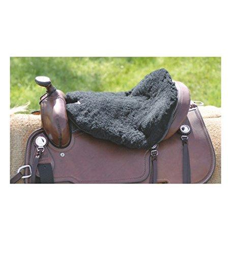 Cushion Cashel Tush Western (Cashel Western Luxury Fleece Tush Cushion Black)