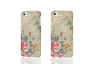 Cath Kidston 3D Rough Case Skin, fashion design image custom , durable hard 3D case cover for iPhone 5C , Case New Design By Codystore