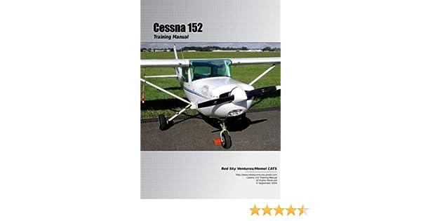Cessna 152 Training Manual: Amazon.es: Bruckert, Danielle: Libros ...
