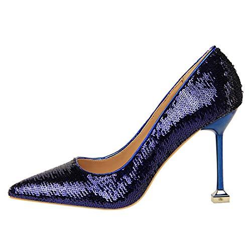 Salon Danse Joymod de Bleu Femme Bleu MGM 39 BRqtxOwdBg