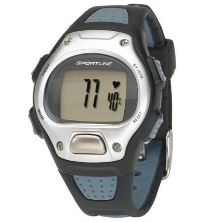 Sportline S7 Slim Heart Rate Monitor Watch ()