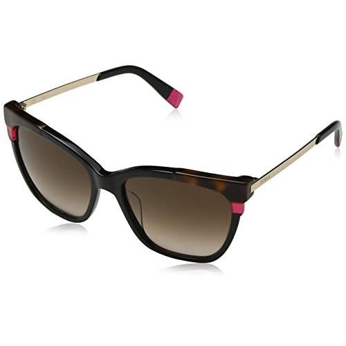 49b587f600 60% de descuento Furla Eyewear, Gafas de Sol para Mujer, Negro (Shiny