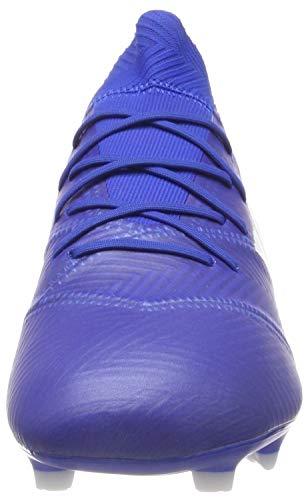 bianco scarpe Nemeziz blu calcio 18 uomo blu da 0 Fg da calcio 2 calzature calcio blu Adidas IO4FwxI