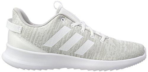 Blanc Baskets Deux Adidas Tr Racer gris Chaussures Un Gris Hommes Cloudfoam O4xPwqOU