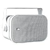 Poly-Planar MA-800-W 5x7.5'' Box Speaker White 50W,