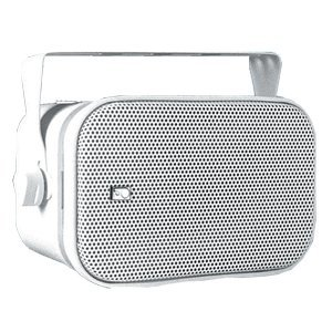 Poly-Planar MA-800-W 5x7.5'' Box Speaker White 50W, by Poly-Planar
