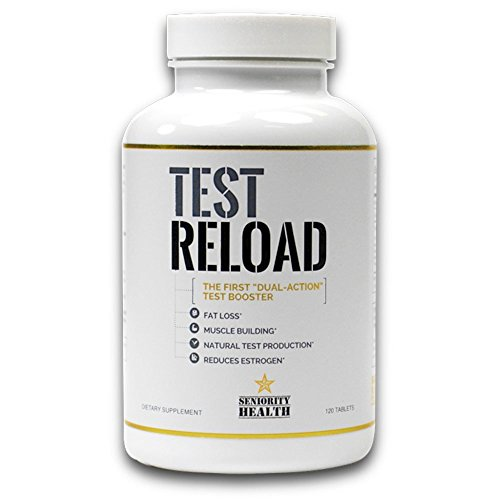 Test Reload - The''Dual Action'' Test Booster for Men by Test Reload