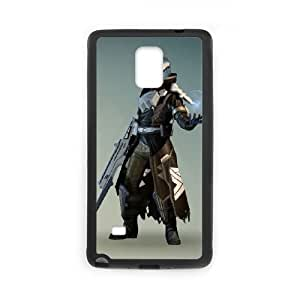 Samsung Galaxy Note 4 Cell Phone Case Black Destiny C9E8LG