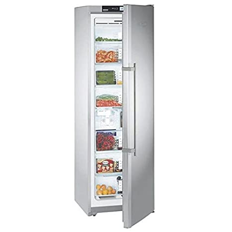 Liebher - Congelador Vertical Liebherr Sgnes3011, 304L, 8 Cajones ...