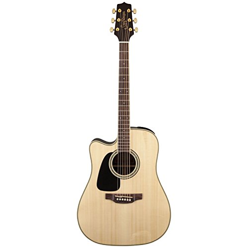 Takamine GD51CE LH NAT-KIT-1 Left-Handed Dreadnought Cutaway Acoustic-Electric Guitar