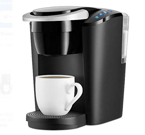 Keurig Coffee Maker For Car : Keurig K-Compact Single Serve Coffee Brewer Maker in Black with the Slimmest Removable Reservoir ...