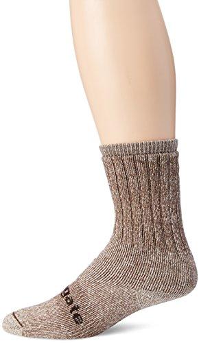 Ausangate Alpacor Ribbed Mid-Calf Alpaca Hiking Socks - Sand - Men -