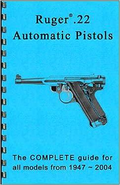 Ruger  22 Pistols, Standard, Mark I, II, and 22/45 (Ruger
