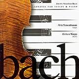 Image of Bach: Sonatas for Violin & Piano - Mela Tenebaum, Richard Kapp