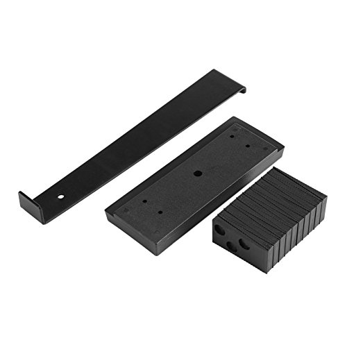 Zerodis Durable Wooden Floor Installation Fitting Set, 20pcs Spacers+ 1pc Pull Bar+ 1pc Tapping Block