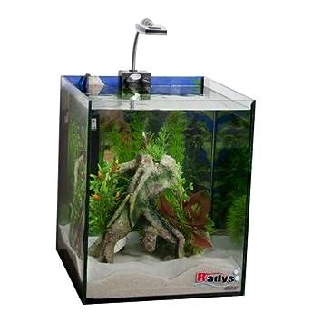 Radys Kit Acuario Nano 18L (Luz y Filtro): Amazon.es: Productos para mascotas