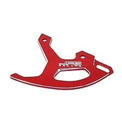 JFG RACING Red Billet Rear Brake Disc Gu...